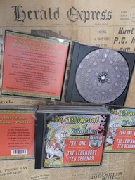 The Pageant of Torbay CDs